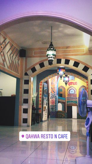 Foto 2 - Interior di Qahwa oleh Maulana Ex