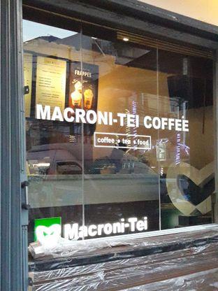 Foto 1 - Interior di Macroni Tei Coffee oleh Ken @bigtummy_culinary