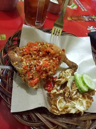 Foto - Makanan di Ayam Gepuk Pak Gembus oleh Cynthia Harianto