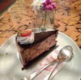 Foto Salted Caramel Mouse di Hummingbird Eatery