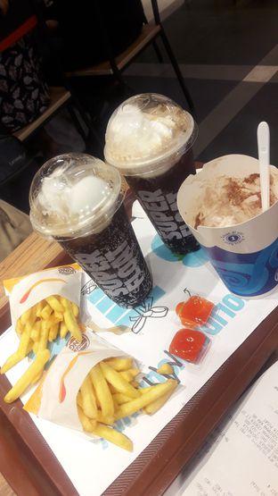 Foto review Burger King oleh Dzuhrisyah Achadiah Yuniestiaty 1