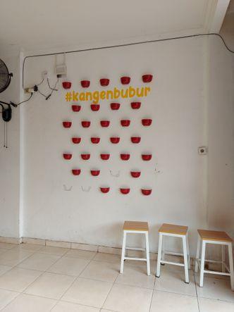 Foto Interior di Chacha Bubur Goreng
