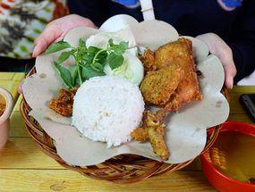Foto Ayam Goreng Ibu Djagat