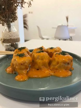 Foto 9 - Makanan di Kamaie Coffee & Eatery oleh huseinnasyim