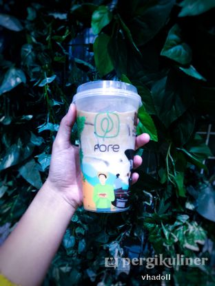 Foto 1 - Makanan(Shake-Shake Latte ) di Fore Coffee oleh Syifa
