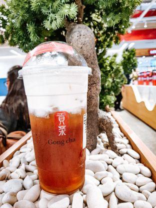 Foto 1 - Makanan di Gong cha oleh @christianlyonal