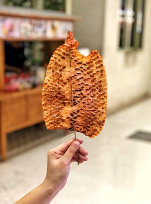 Foto - Makanan di Mashita Squid oleh Belly Culinary