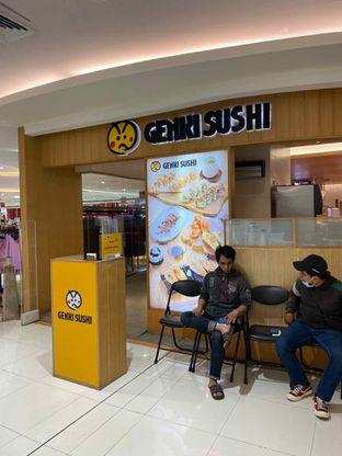 Foto 14 - Eksterior di Genki Sushi oleh Riani Rin