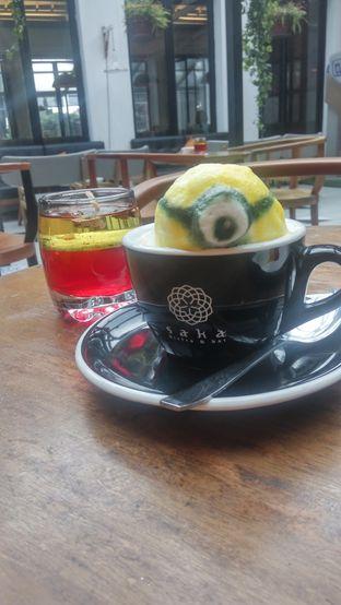 Foto 1 - Makanan(3D Art Coffee) di Saka Bistro & Bar oleh Fadhlur Rohman