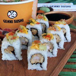 Foto 4 - Makanan di Genki Sushi oleh Chris Chan