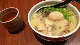 Foto Makanan di Marutama Ra-men