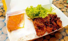 Nasi Ayam Bude Sari