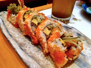 Foto 3 - Makanan(Double Sensation (IDR 90k) ) di Sushi Sei oleh Renodaneswara @caesarinodswr