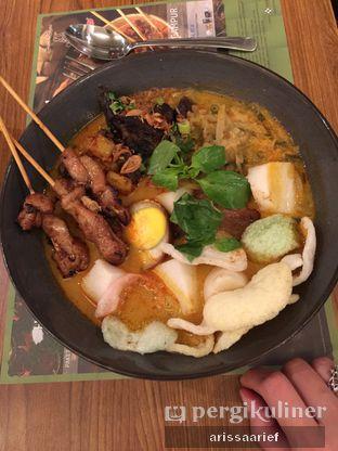 Foto 3 - Makanan(Ketupat Campur) di Sate Khas Senayan oleh Arissa A. Arief