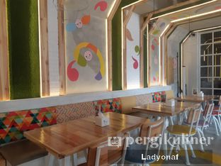 Foto 7 - Interior di Fat Bubble oleh Ladyonaf @placetogoandeat