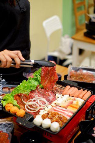 Foto review Bak Bak Korean BBQ oleh vionna novani 2