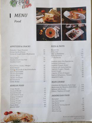 Foto 1 - Menu di Prego oleh Henny Adriani