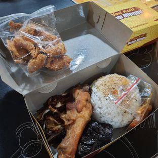 Foto review Nasi Kulit Malam Minggu oleh Pria Lemak Jenuh 1