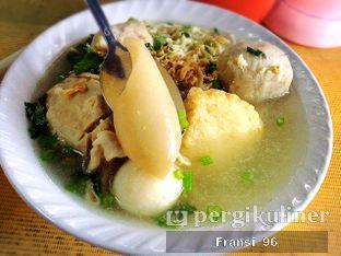 Foto 6 - Makanan di Bakso Aloy oleh Fransiscus