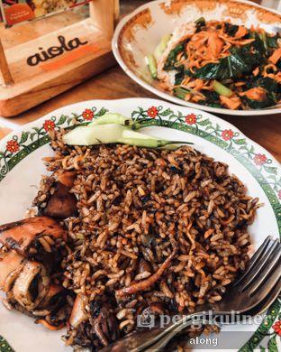 Foto - Makanan(Nasi Goreng Cumi) di Aiola Eatery oleh #alongnyampah