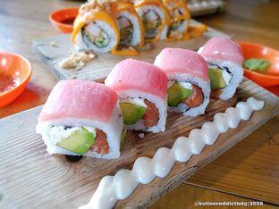 Foto 2 - Makanan di OTW Sushi oleh Kuliner Addict Bandung
