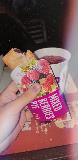 Foto - Makanan di McDonald's oleh Arya Irwansyah Amoré