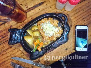 Foto - Makanan(Paket E Crispy Chicken cheese) di Kampoeng Steak oleh #alongnyampah