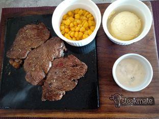 Foto 1 - Makanan di Steakmate oleh @egabrielapriska
