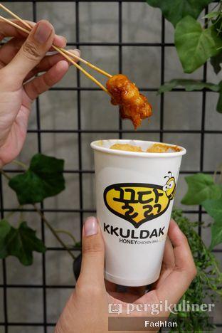Foto review Kkuldak oleh Muhammad Fadhlan (@jktfoodseeker) 2