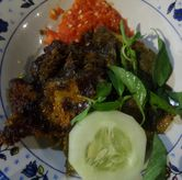 Foto ini bikin nagih di Nasi Babat Cak Yasin