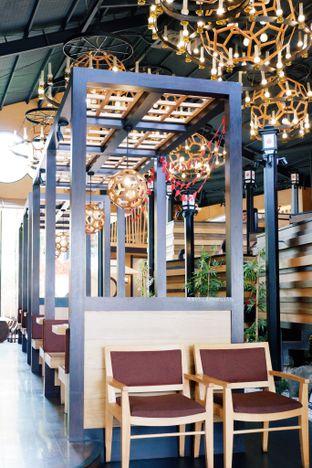 Foto 13 - Interior di Okuzono Japanese Dining oleh Indra Mulia