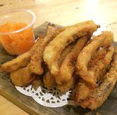 Foto Pisang Fries + Kaya di Pisang Kopi Molek