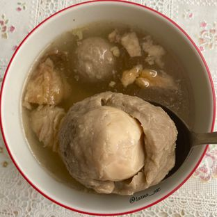 Foto 8 - Makanan di Bakso Panglima oleh Levina JV (IG : @levina_eat & @levinajv)