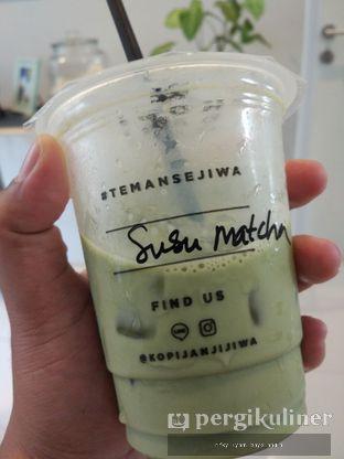 Foto 2 - Makanan(Susu Matcha) di Kopi Janji Jiwa oleh Rifky Syam Harahap | IG: @rifkyowi