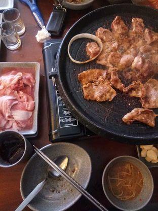 Foto - Makanan di Saranghaeyo BBQ oleh Reky Karnoto