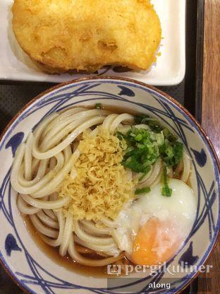 Foto 2 - Makanan(OTAMA UDON   DINGIN) di Marugame Udon oleh #alongnyampah