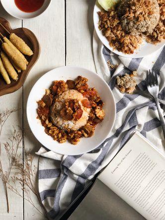 Foto Makanan di Ayam Bengkel Prekkkk