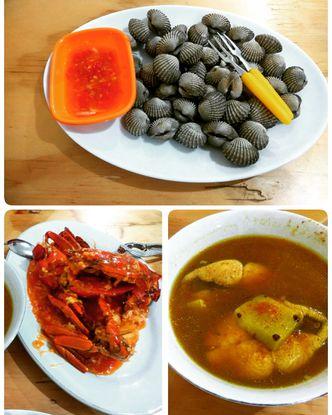 Foto Makanan di Seafood Bangka Bunliong 999