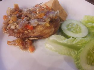 Foto - Makanan di Ayam Goreng Karawaci oleh Jacklyn  || IG: @antihungryclub