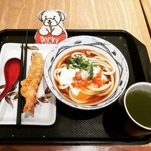 Foto review Marugame Udon oleh Pocky's Gourmets • @pockygurume 1