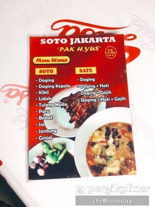 Foto review Soto Jakarta Pak H. Yus oleh Rachel Tobing 2