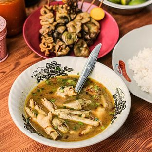 Foto review Soto Ayam Ceker Pak Ali oleh Handy G.   @bufferdotcom 1