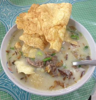 Foto - Makanan di Rumah Makan Betawi Dahlia oleh Andrika Nadia