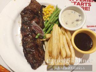 Foto - Makanan di Holycow! STEAKHOUSE by Chef Afit oleh Julian with danisa