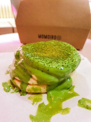Foto 2 - Makanan(Souffled Pancake Greentea) di Momoiro oleh Adhy Musaad