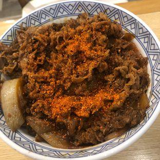 Foto 1 - Makanan di Yoshinoya oleh @Perutmelars Andri