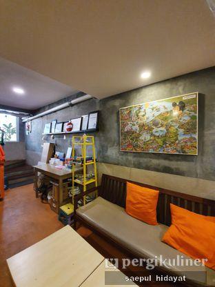 Foto 6 - Interior di 9 Cups Coffee oleh Saepul Hidayat