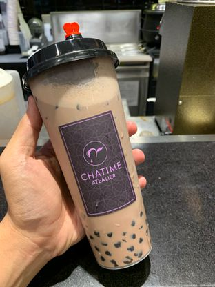 Foto review Chatime Atealier oleh Yohanes Cahya | IG : @yohanes.cahya 2