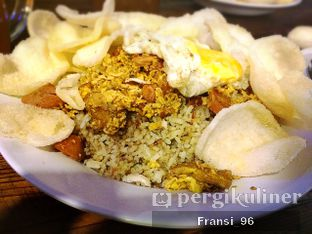 Foto 4 - Makanan di Nasi Goreng Gongso Mas Kamto oleh Fransiscus