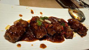 Foto 4 - Makanan(Sapi Gulung Saos Hongkong) di The Grand Ni Hao oleh Komentator Isenk